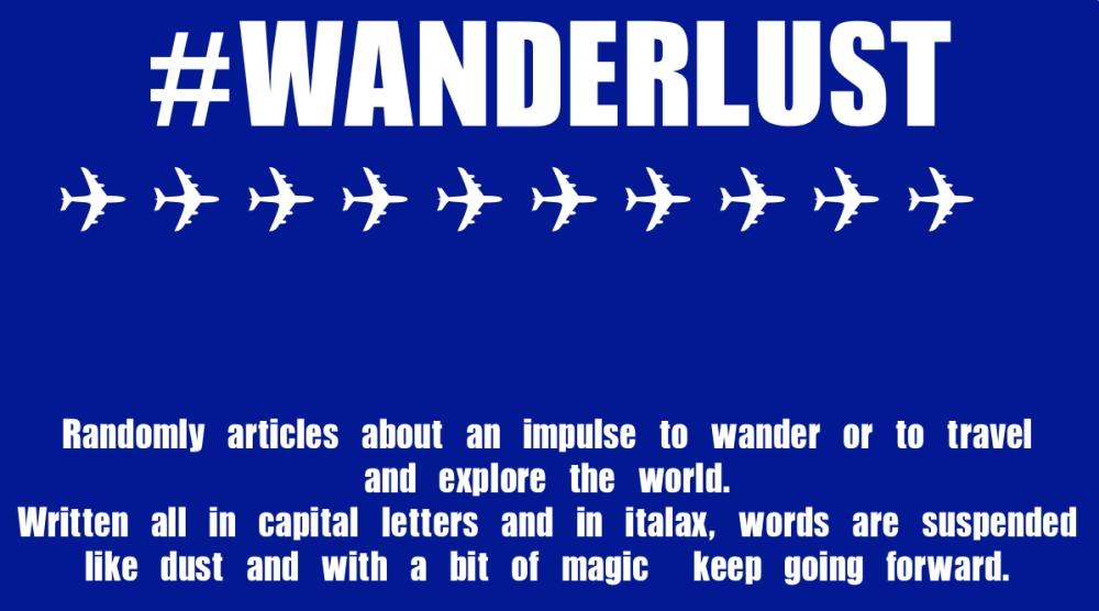 #wanderlust new 14-15